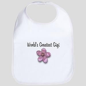 Greatest Gigi Bib
