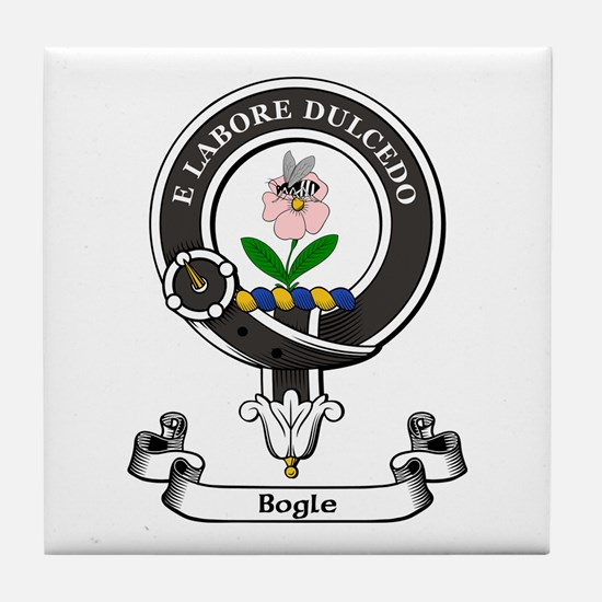 Badge - Bogle Tile Coaster