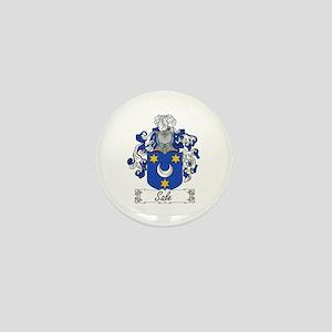 Sale Family Crest Mini Button