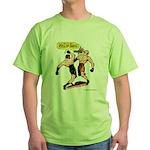 pretty boy Green T-Shirt
