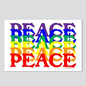 PEACE UNITY Postcards (Package of 8)