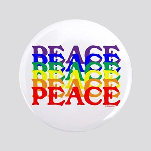 "PEACE UNITY 3.5"" Button"