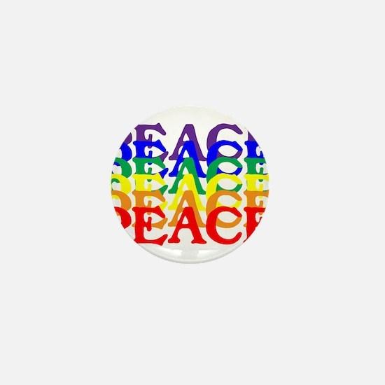 PEACE UNITY Mini Button