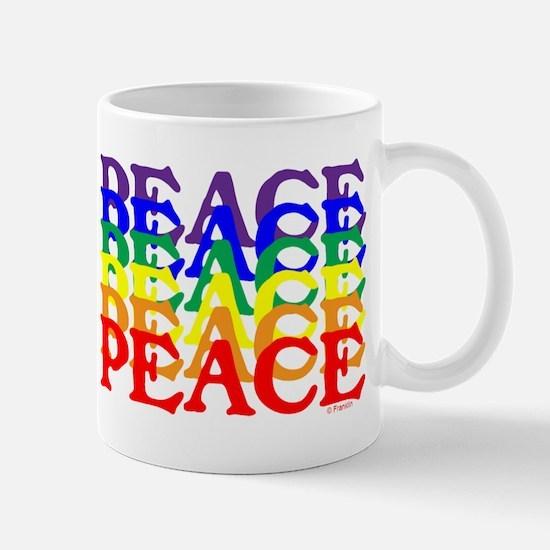 PEACE UNITY Mug