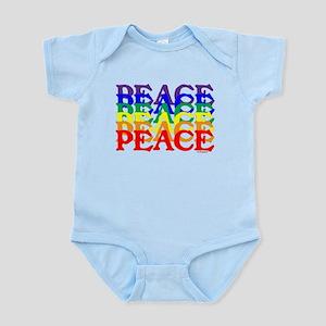 PEACE UNITY Infant Bodysuit