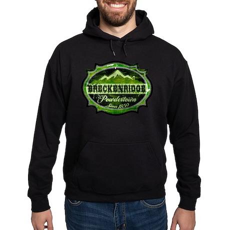 Breckenridge Powdertown Spring Hoodie (dark)
