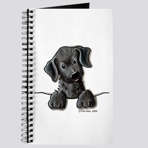 PoCKeT Black Lab Puppy Journal