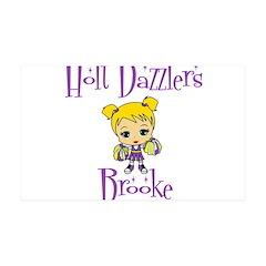Holt Dazzlers 38.5 x 24.5 Wall Peel