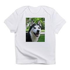 Husky Infant T-Shirt