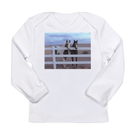 Horse Long Sleeve Infant T-Shirt