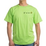 turbo fun Green T-Shirt