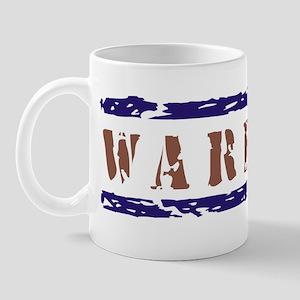 WARRANT Mug