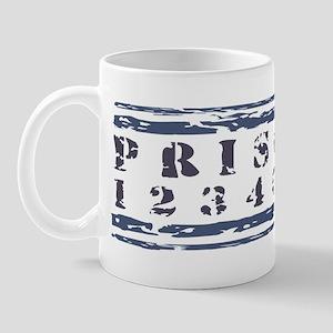 PRISONER Mug