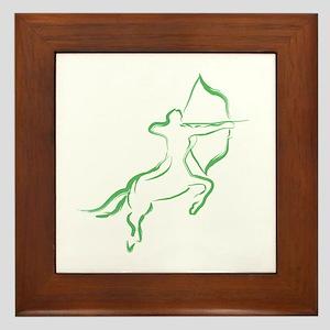Centaur Framed Tile