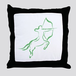 Centaur Throw Pillow