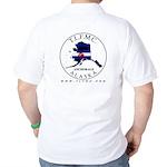 6 by 6 t-shirt front Golf Shirt