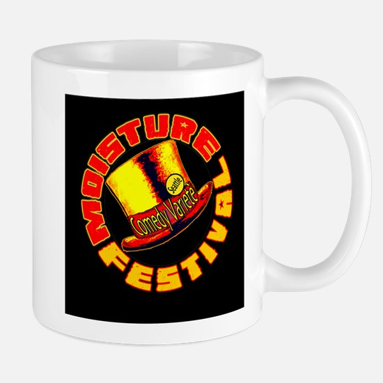 Top Hat no feather Mug
