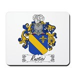Rustici Coat of Arms Mousepad