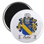 Rustici Coat of Arms Magnet