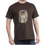 Vintage Mucha Dark T-Shirt
