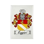 Ruggieri Family Crest Rectangle Magnet (100 pack)