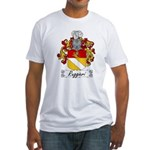 Ruggieri Family Crest Fitted T-Shirt
