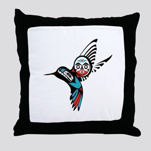 SOULFUL DAY Throw Pillow
