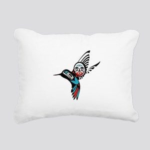 SOULFUL DAY Rectangular Canvas Pillow