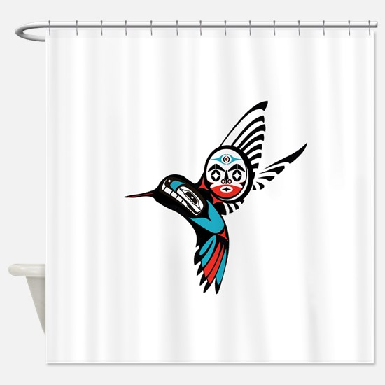 SOULFUL DAY Shower Curtain