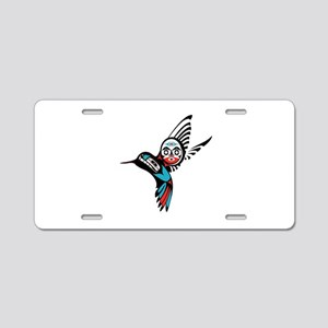 SOULFUL DAY Aluminum License Plate
