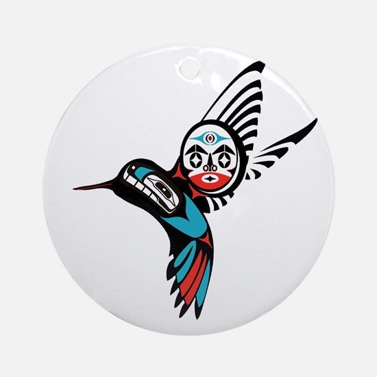 SOULFUL DAY Round Ornament