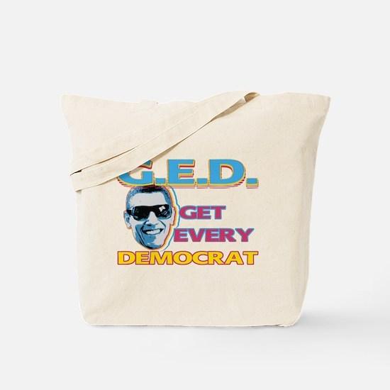 G.E.D. Tote Bag