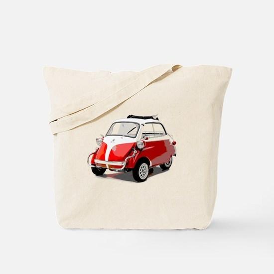 Isetta Car Tote Bag
