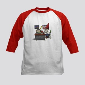 Tax Gnome Kids Baseball Jersey