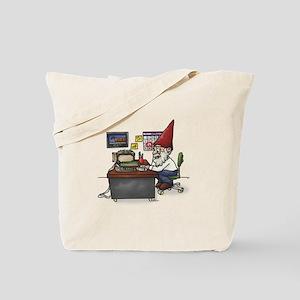 Tax Gnome Tote Bag