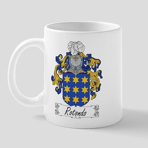 Rotondo Coat of Arms Mug