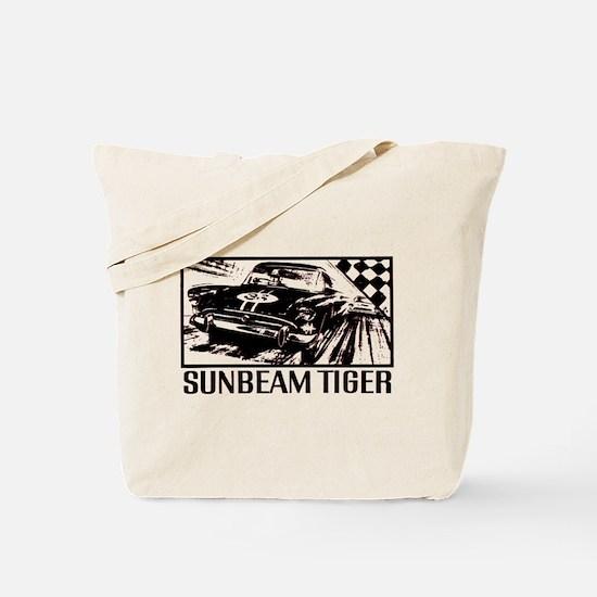 Sunbeam Tiger Race Tote Bag