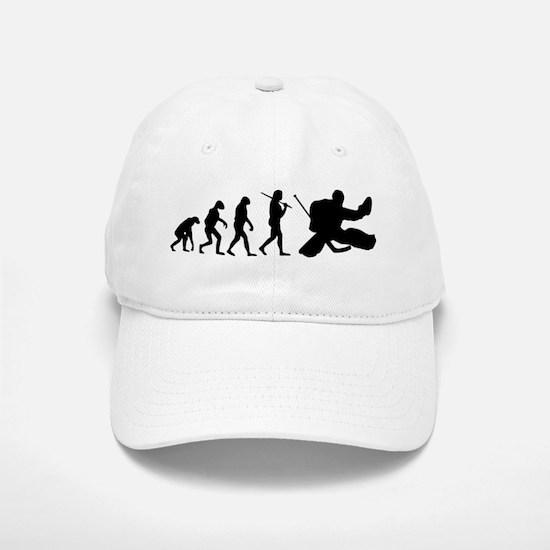 The Evolution Of The Hockey Goalie Baseball Baseball Cap
