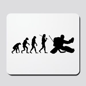 The Evolution Of The Hockey Goalie Mousepad