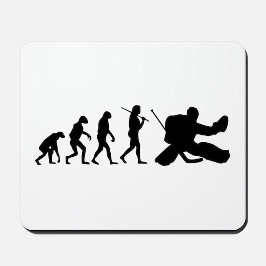 The Evolution Of The Hockey Goalie Mousepad