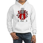 Rosso Family Crest Hooded Sweatshirt