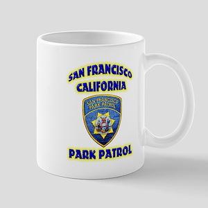 San Francisco Park Patrol Mug