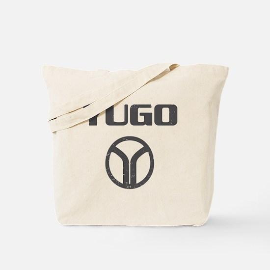 Yugo Cars Tote Bag