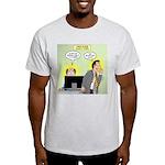 Call an Actuary Stat Light T-Shirt