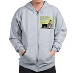 Call an Actuary Stat Zip Hoodie