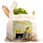 Call an Actuary Stat Reusable Shopping Bag