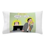 Call an Actuary Stat Pillow Case