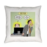 Call an Actuary Stat Everyday Pillow