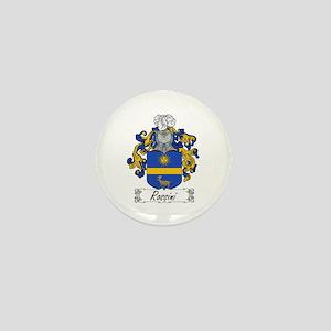 Rossini Coat of Arms Mini Button
