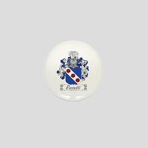 Rossetti Coat of Arms Mini Button
